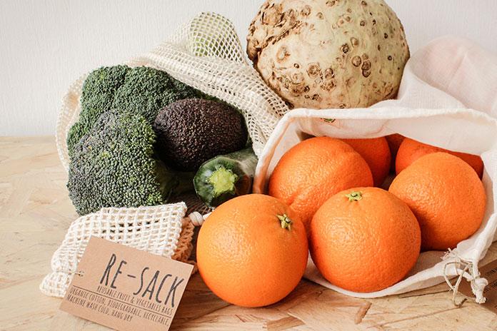 Groente en Fruit van De Bionier