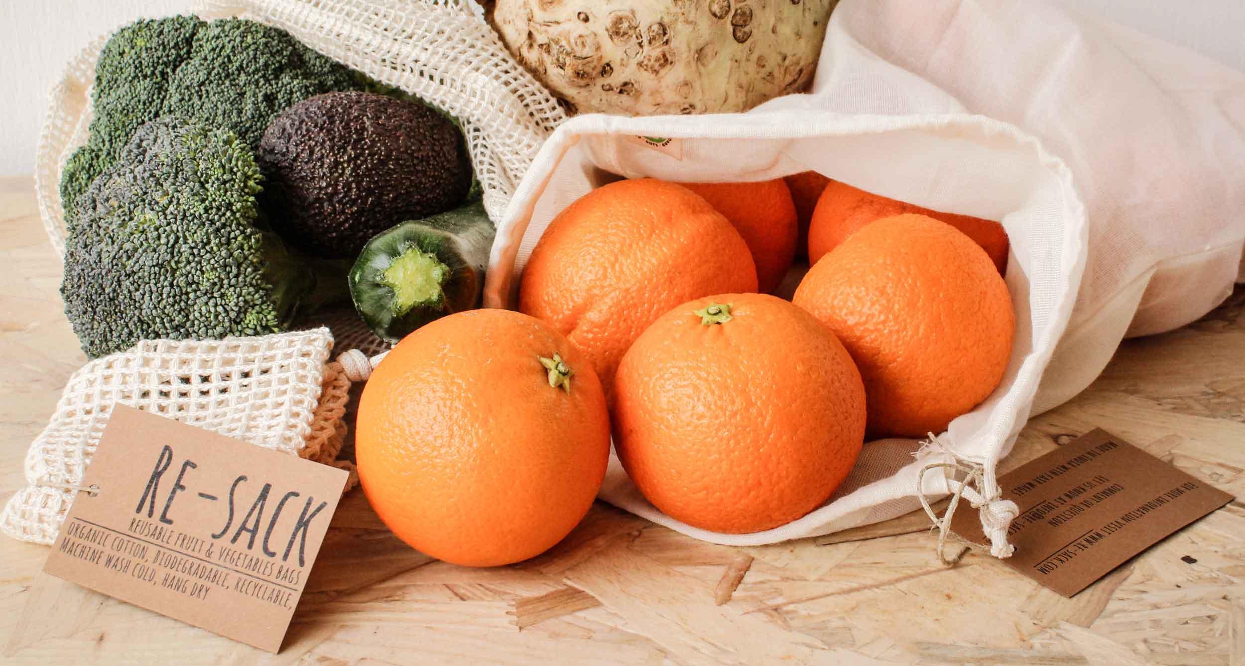 Groente & fruit van De Bionier