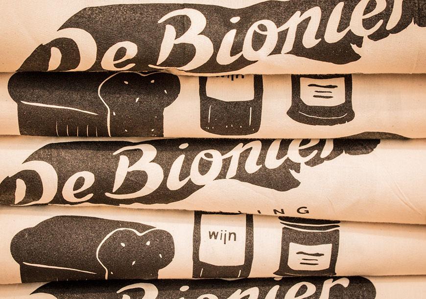 Tassen De Bionier